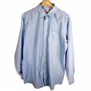 Brooks Brothers Button Down Shirt 17.5-6/7